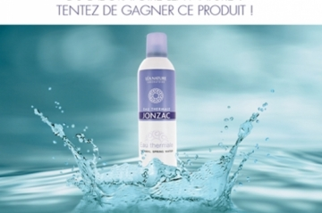 Spray d'eau thermale de Jonzac