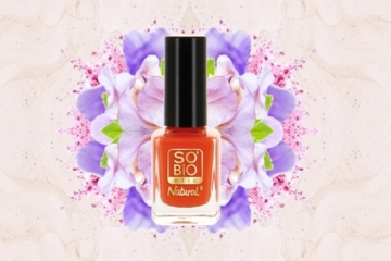 Vernis Orange POP SO'BiO étic®