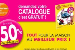 La maison de valerie catalogue gratuit for Maison de valerie catalogue